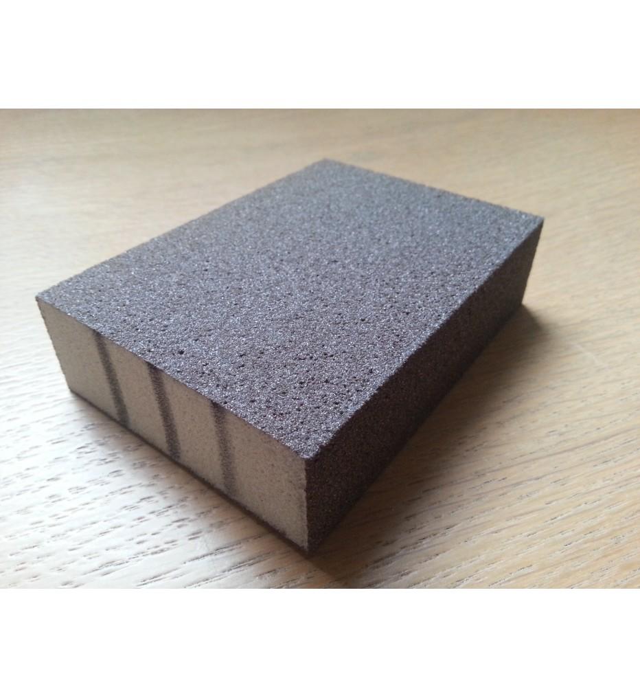Шлифовальная губка Flexifoam Red Block PF (твердая)