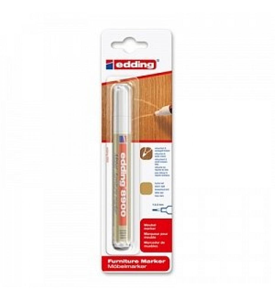 Маркер лаковый для мебели Edding, ретуширующий, нитро-основа, E-8900