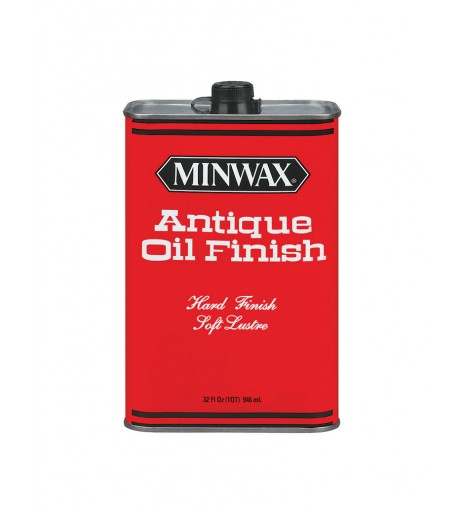 Масло льняное - Minwax Antique Oil Finish, 437 мл