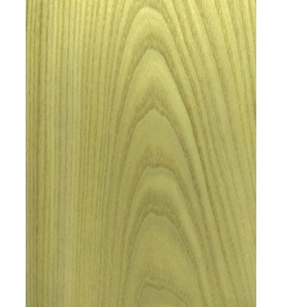 Шпон Ильм (карагач, вяз) - светлый, 2400х200х0,6 мм