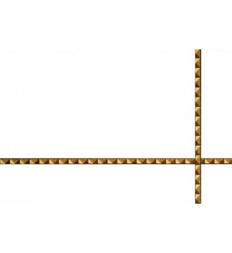 Шпон для инкрустации (маркетри), 6 мм, 1 м.пог.