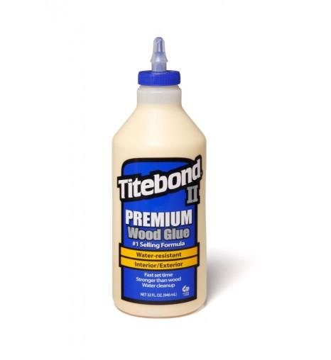 Клей Titebond II Premium столярный влагостойкий 946 мл