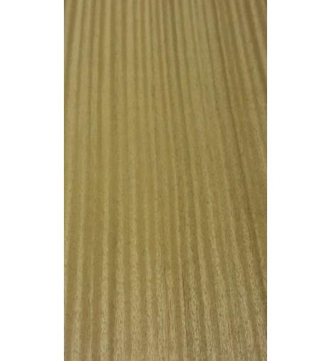 Шпон Биболо радиальный 250х150х0,6 мм