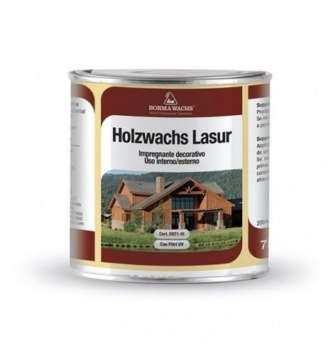 Декоративная восковая лазурь Holzwachs Lasur, 125 мл