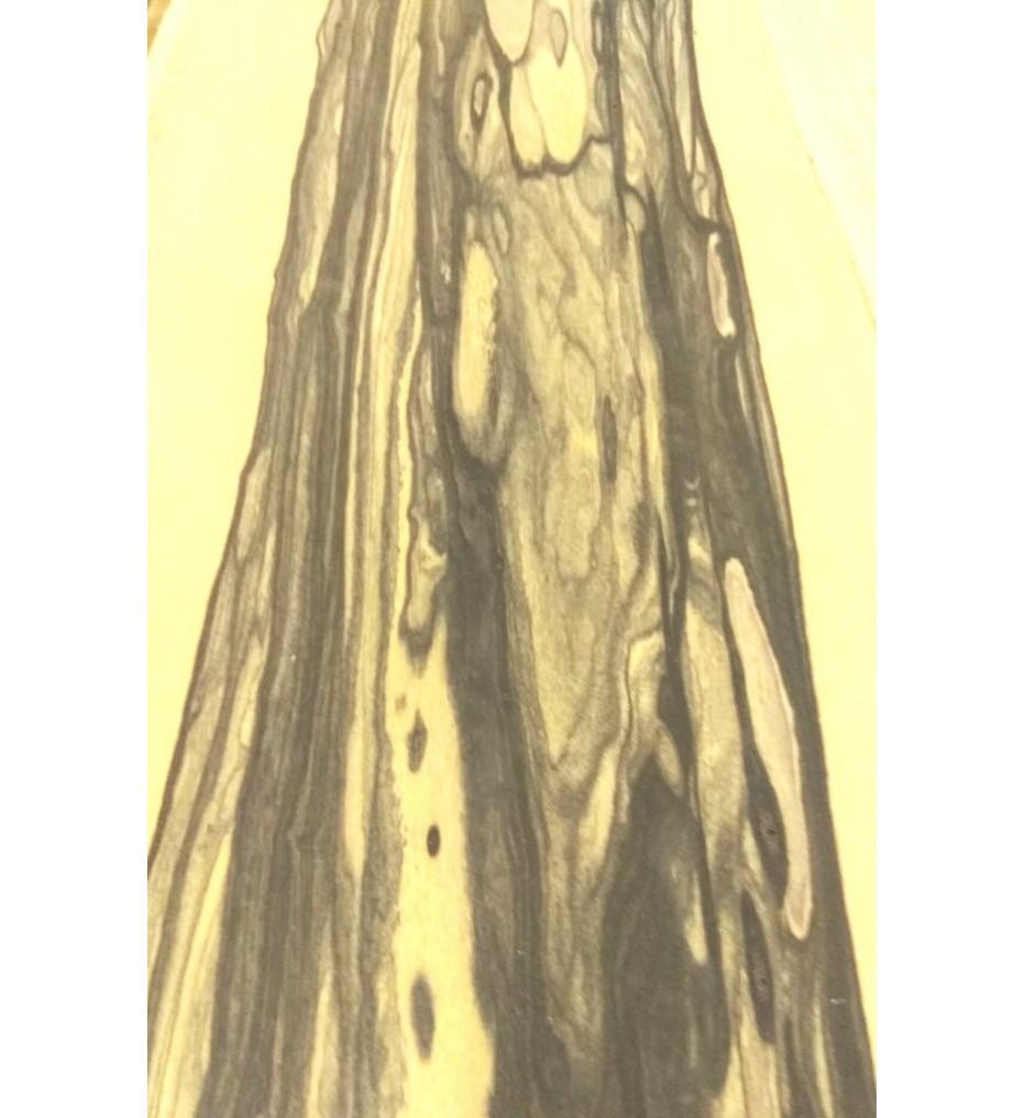 Шпон Эбен лунный 260х250х0,6 мм