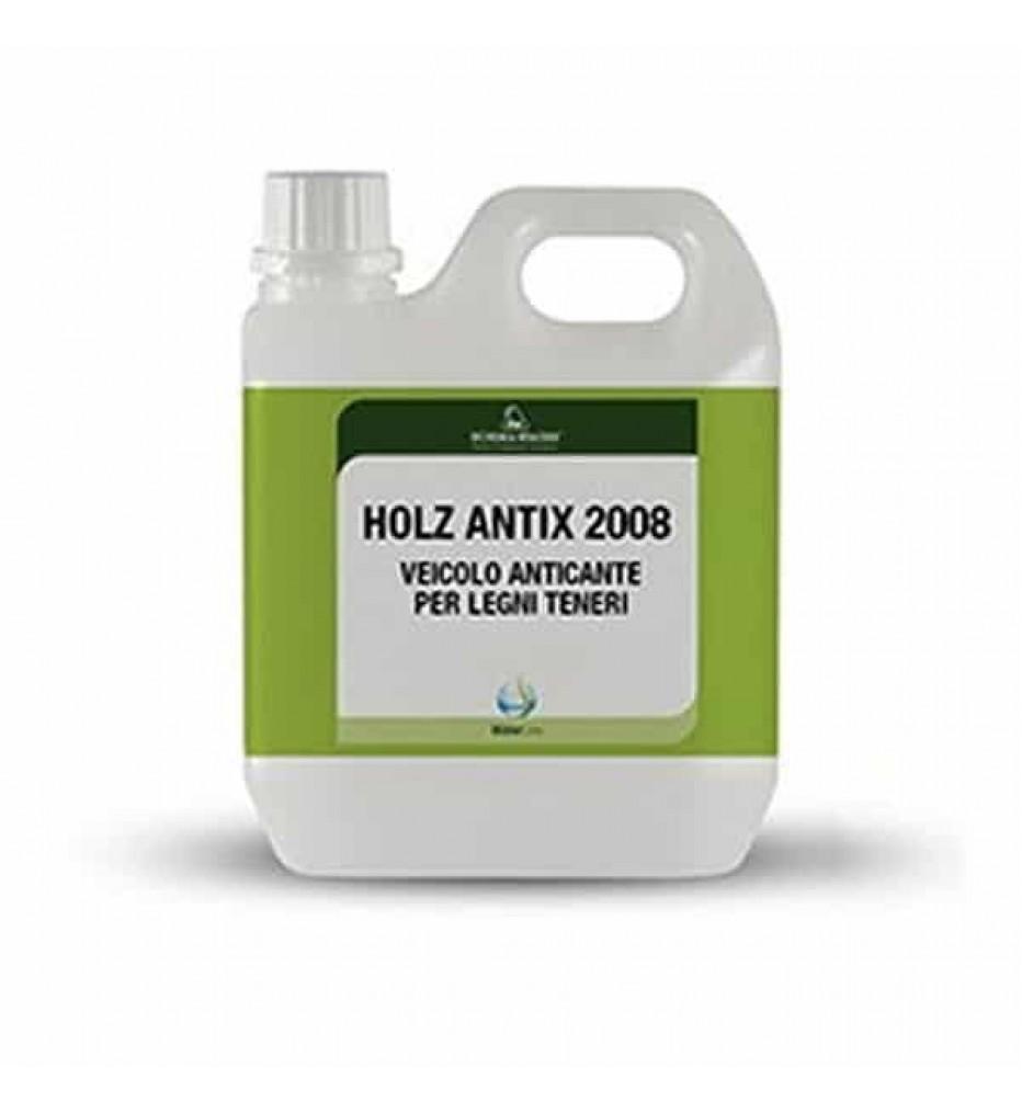 Состаривающий состав для древесины на водной основе Holz Antix 2008, 1000 мл