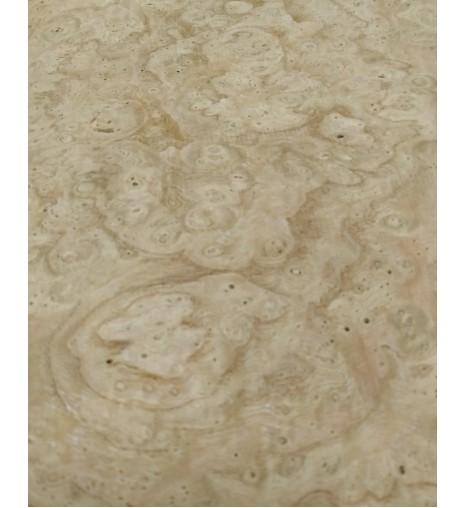 Шпон Каштан корень 290х210х0,6 мм