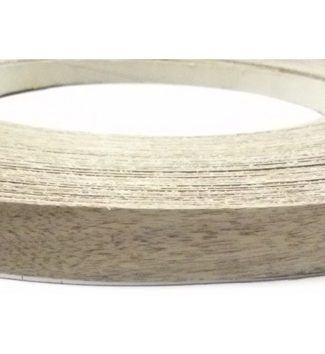 Кромка Орех, 30 мм, с клеем, 1 метр пог.