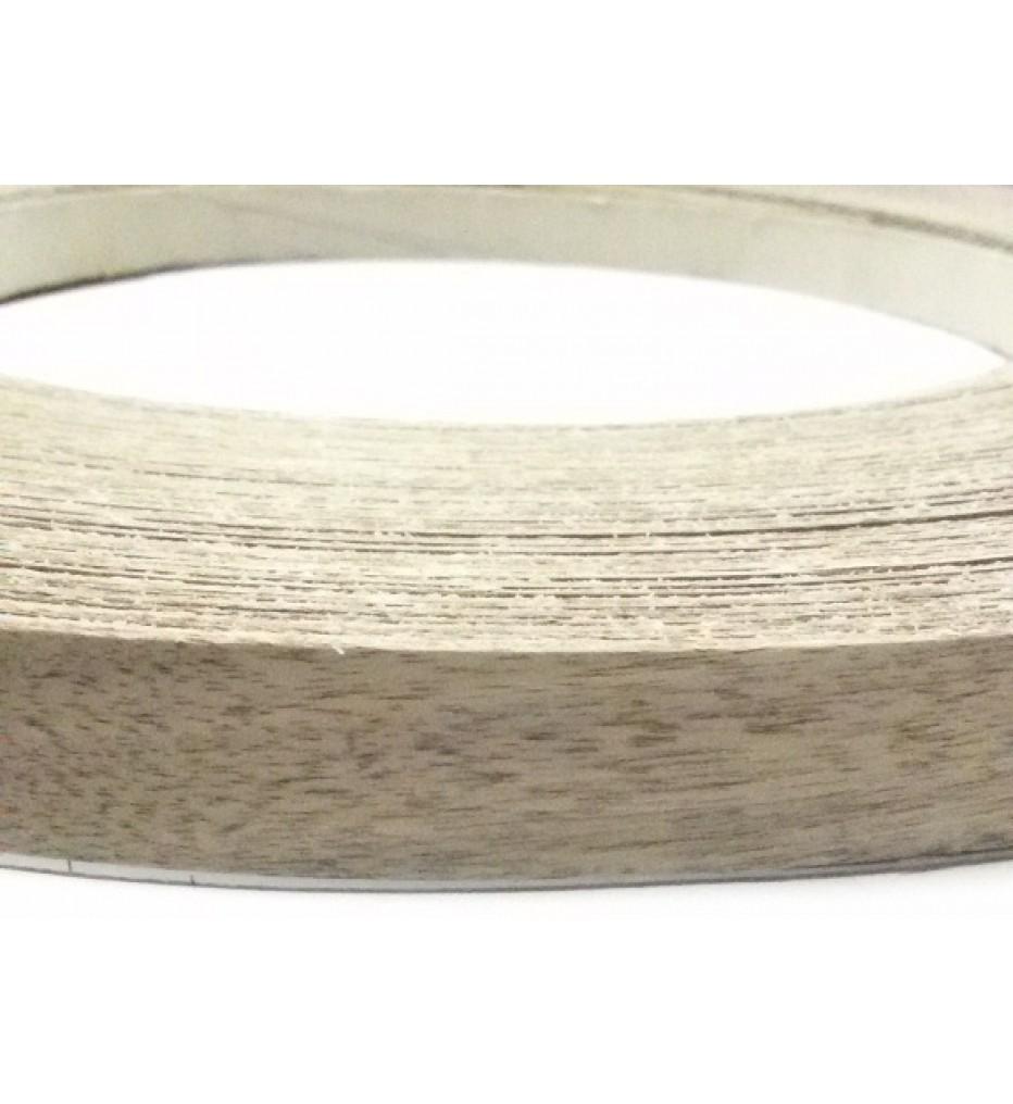 Кромка Орех, 19 мм, с клеем, 1 метр пог.
