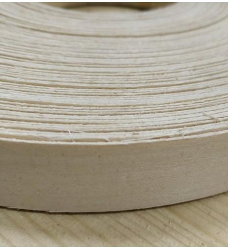 Кромка Ясень, 23 мм, с клеем, 1 метр пог.
