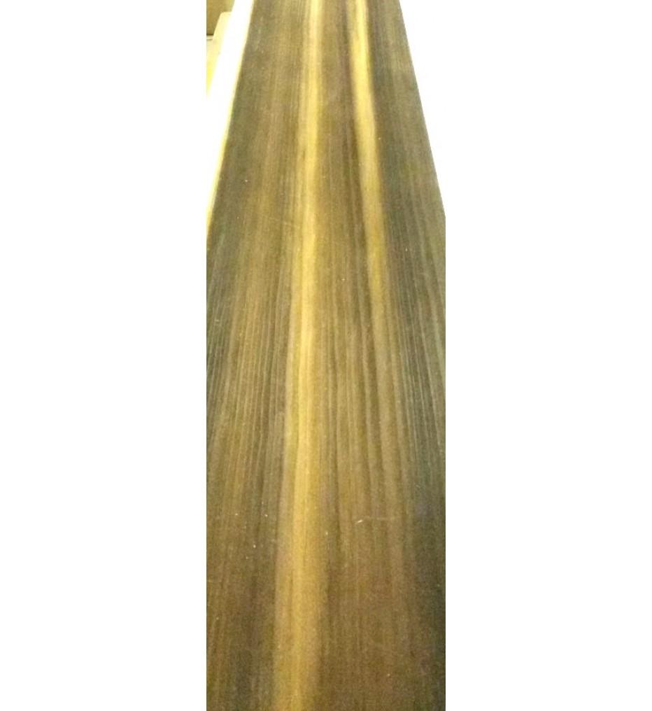 Шпон Лиственница мореная 2650х160х0,7 мм