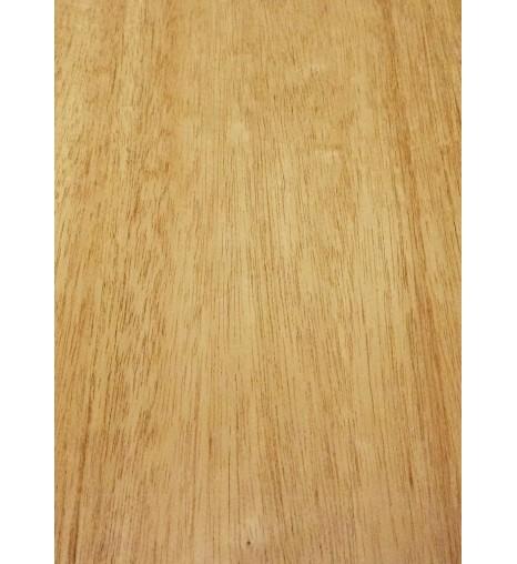 Шпон Махагон африканский (Кая) радиальный 250х230х0,6 мм