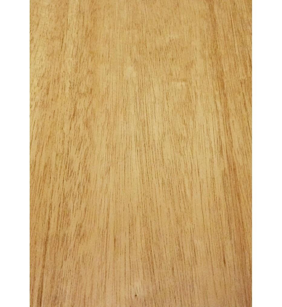 Шпон Махагон африканский (Кая) радиальный 250х240х0,6 мм