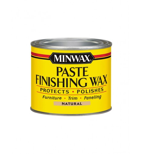 Воск для дерева Minwax PASTE WAX, 453 гр