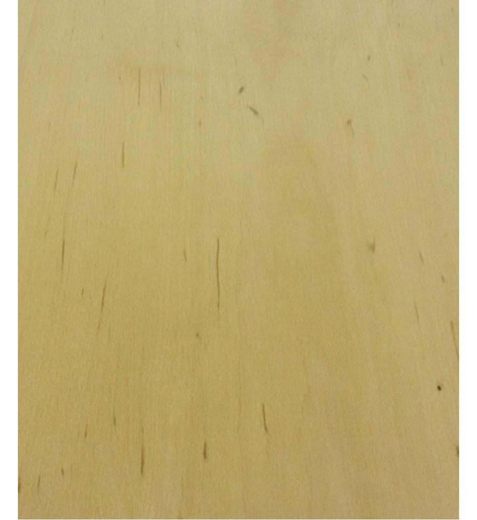 Шпон Ольха тангенциальный 2650х290х0,6 мм