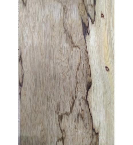 Шпон Блэк Офрам (Wildnut) 2800х190х0,6 мм