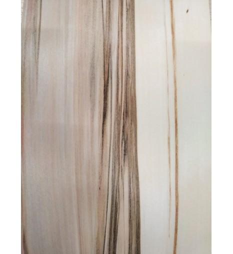 Шпон Орех сатиновый (Red Gum) 3150х(180-145)х0,6 мм