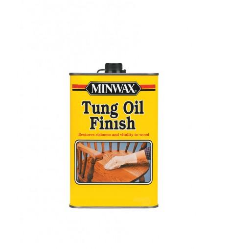 Масло тунговое - MINWAX® Tung Oil Finish, 437 мл